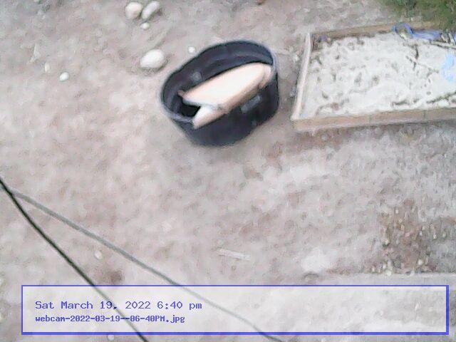 Sage Webcam